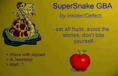 Thumbnail 1 for Super Snake GBA